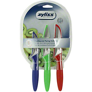 ZYLISS PEEL/PARING KNF SET