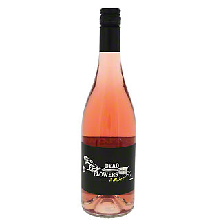 Yellow City Cellars Dead Flowers Rose, 750 ml