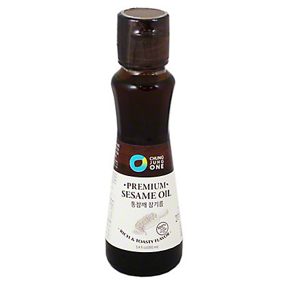 Chung Jung One Premium Sesame Oil, 5.4 OZ