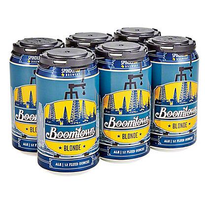 SpindleTap Boomtown Blonde Ale,6/12OZ