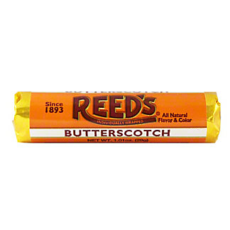 REEDS Butterscotch Rolls, 1CT