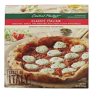 Central Market Classic Italian Pizza,14.1 oz