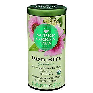 The Republic of Tea Immunity Super Green Tea, 36 ct