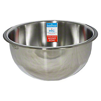 Harold Imports Stainless Steel 6 Quart Mixing Bowl, 6 QT