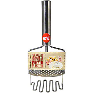 Harold Imports Worlds Greatest Potato Masher, ea