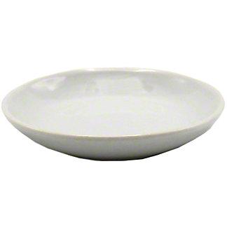 Harold Imports Whiteware Round 3.5 Inch Dip Dish, ea