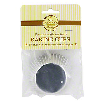 Harold Imports Standard Size Foil Baking Cups, 32 ct