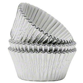 Harold Imports Mini Size Foil Baking Cups, 32 ct