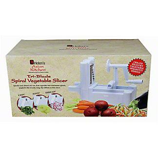 Helen's Asian Kitchen Spiral Vegetable Slicer, EA