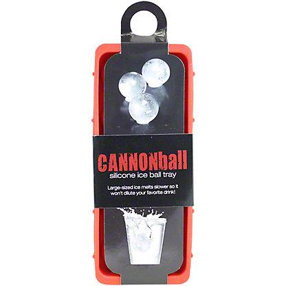 Harold Imports Cannon Ball Silicone Ice Tray, ea