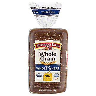 Pepperidge Farm Whole Grain 100% Whole Wheat Bread,24.00 oz