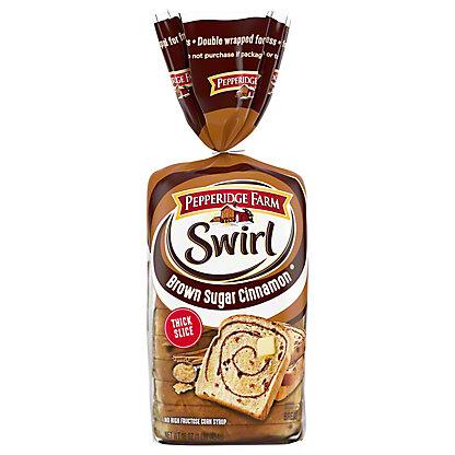 Pepperidge Farm Swirl Brown Sugar Cinnamon Bread,16 oz