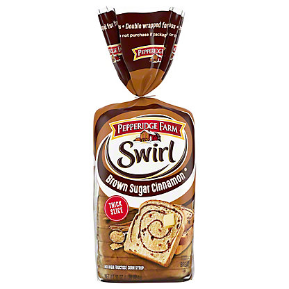 Pepperidge Farm Swirl Brown Sugar Cinnamon Bread,16 oz