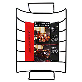 Charcoal Companion Reversible Roast/Rib Rack, ea