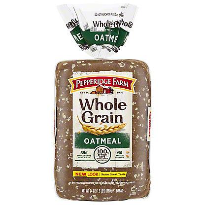Pepperidge Farm Whole Grain Oatmeal Bread,24 OZ