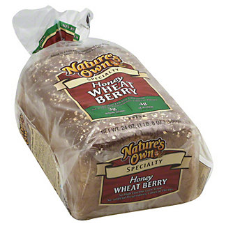 Nature's Own Honey Wheat Berry Specialty Bread, 24 oz