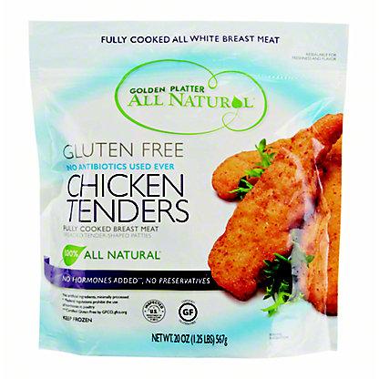 Golden Platter Chicken Tenders, 20 oz