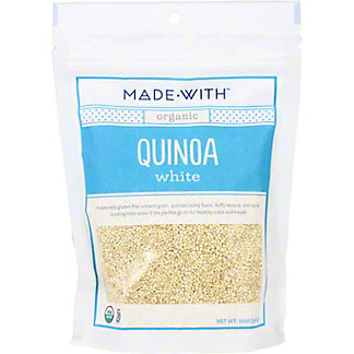 Made With Organic White Quinoa, 12 oz