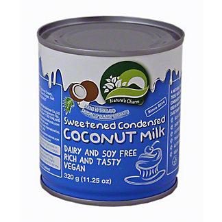 Natures Charm Sweetened Condensed Coconut Milk, 11.25 oz