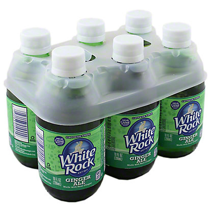 White Rock Ginger Ale,10.00 oz