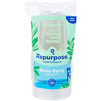 Repurpose Clear Cold Cup, 20 ea
