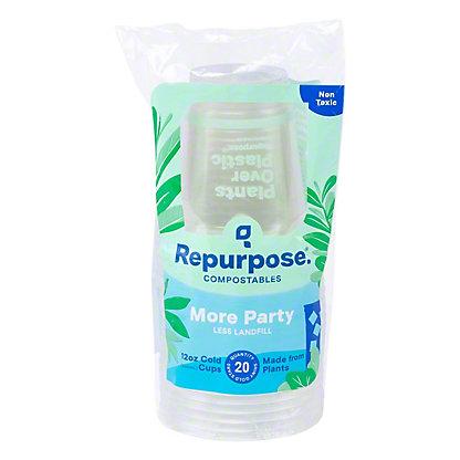 Repurpose Clear Cold Cup, 20 ea