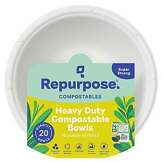 Repurpose Bagasse Bowls, 20 ct