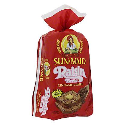 Sun-Maid Raisin Bread Cinnamon Swirl,1 LB
