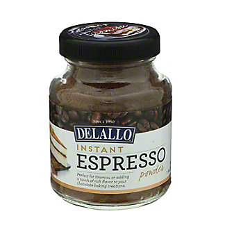 DeLallo Instant Espresso Powder, 1.94 oz