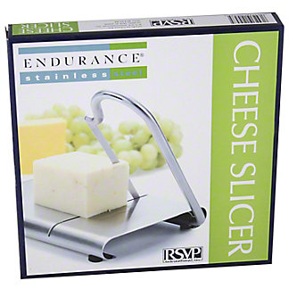 RSVP International Stainless Steel Cheese Slicer, ea