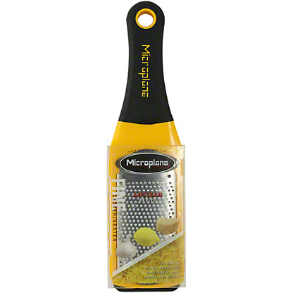 Microplane Yellow Fine Grater, ea