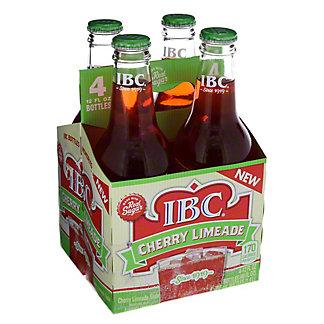 IBC Cherry Limeade,4PK - 12OZ