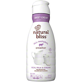 Nestle Coffee-Mate Natural Bliss Sweet Cream, 32 oz