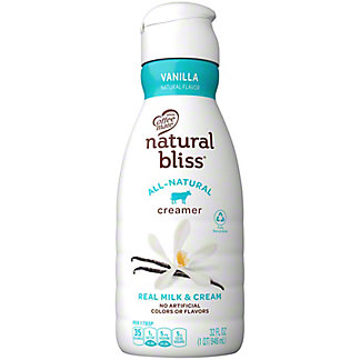 Coffee-Mate Natural Bliss Vanilla Coffee Creamer,32.00 oz