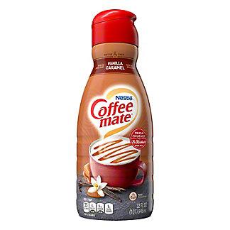 Nestle Coffee-Mate Vanilla Caramel Coffee Creamer, 32 oz
