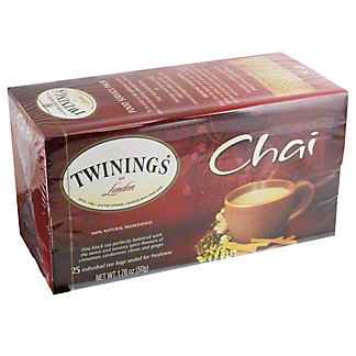 Twinings Chai Tea, 25 ct