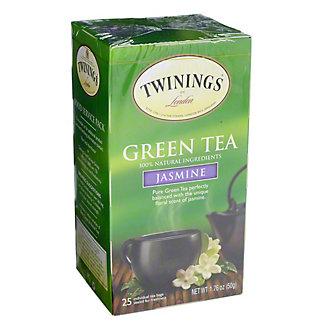 Twinings Green Tea With Jasmine, 25 ct