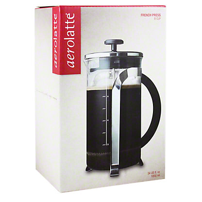 HAROLD IMPORT Aerolatte Coffee Maker Aerolatte Coffee Maker 8 Cup French Press, 1EACH