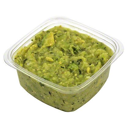 Central Market Avocado And Tomatillo Salsa, LB