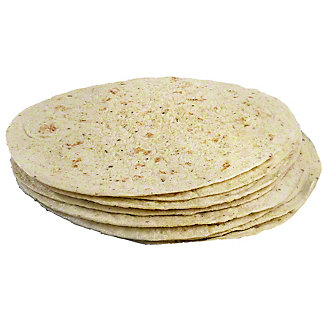 Central Market Jalapeno Tortillas 10ct, 16 oz