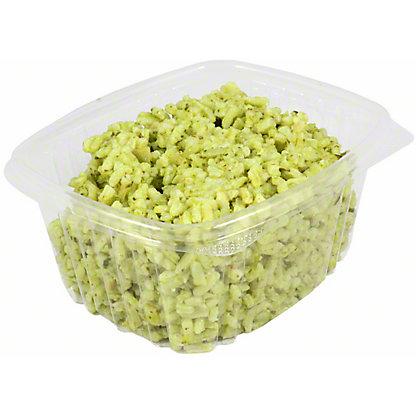 Chef Prepared Green Chile Rice, LB