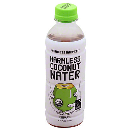 Harmless Harvest Harmless Harvest Coconut Water 8.75oz, 8.75 oz
