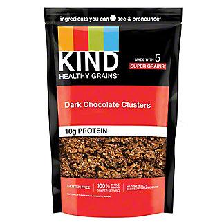Kind Dark Chocolate Whole Grain Clusters, 11 oz