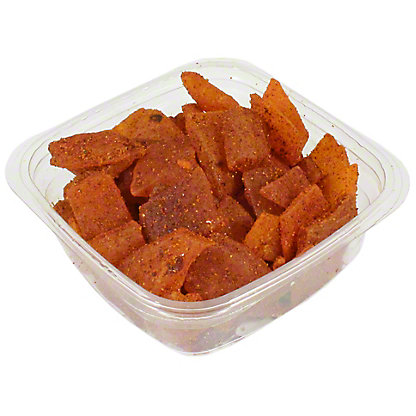 Bulk Chile Spiced Dried Mango, Sold by the pound