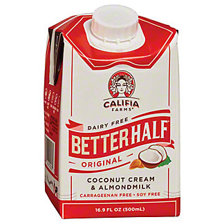 Califia Farms Better Half Original, 16.9OZ