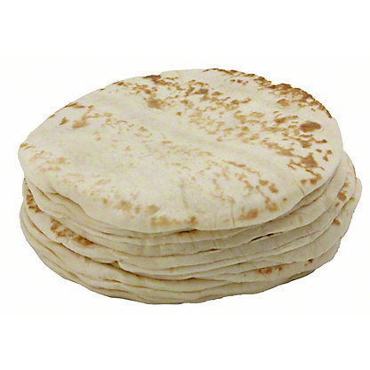 La Superior 15CT. 4in Flour Tortilla, 15 CT