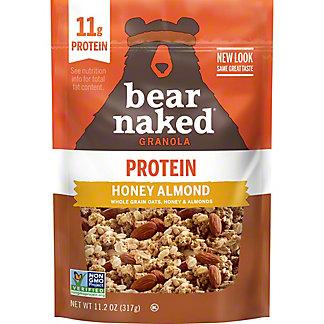 Bear Naked Soft Baked Granola, Honey Almond,11.2OZ