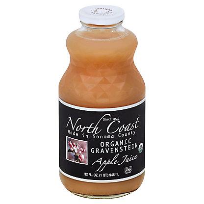 North Coast Organic Agravenstein Apple Juice, 32 oz