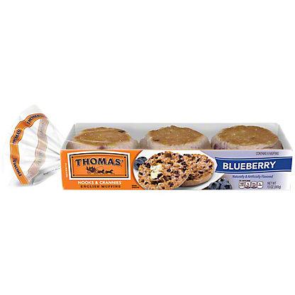 Thomas' Blueberry English Muffin,13 oz