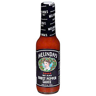 Melinda's Ghost Pepper Hot Sauce, 5 OZ